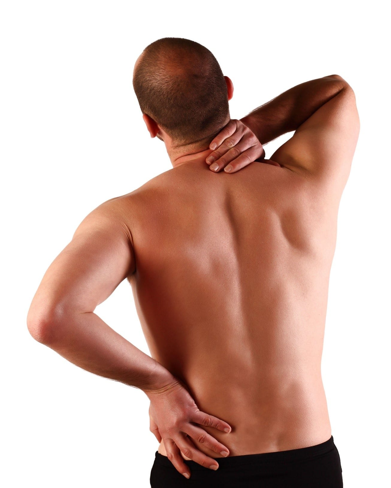 man wiht back and neck pain - Back Pain and Neurosurgery Specialists in Fort Myers, FL